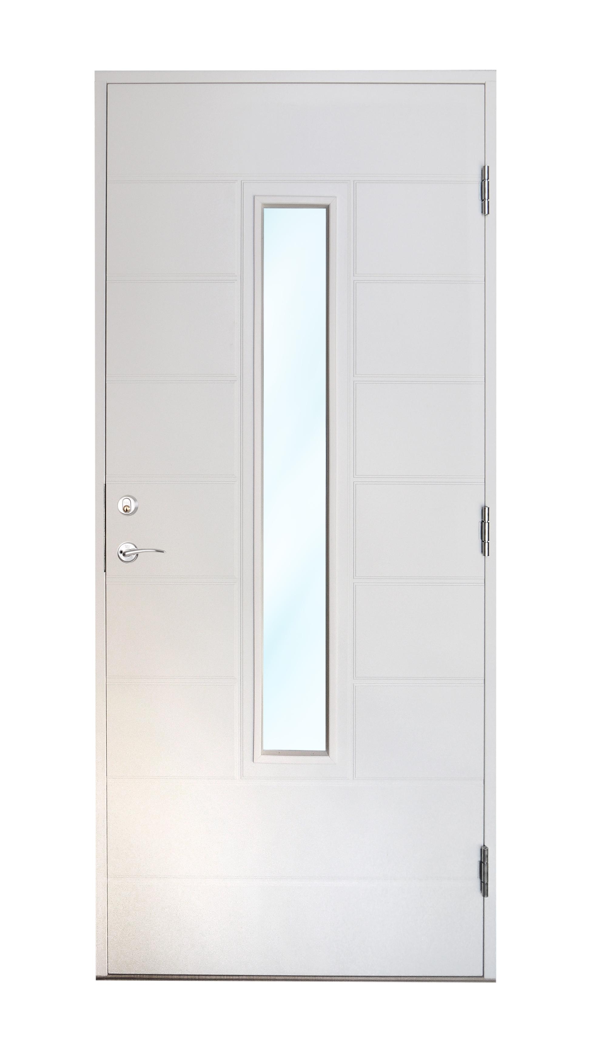 Ytterdörrar Med Glas